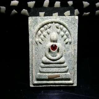 LP Koon Phra Somdej With Phra Pikanet Amulet