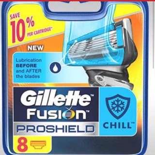 Gilette pro chill