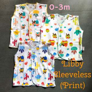 0-3m Libby Sleeveless Top Infant clothes