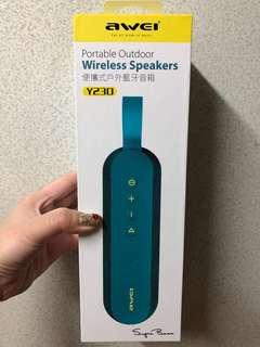 AWEI wireless speakers Y230