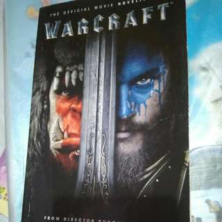 Warcraft The Official Movie Novelisation