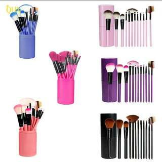Make Up Brush bottled