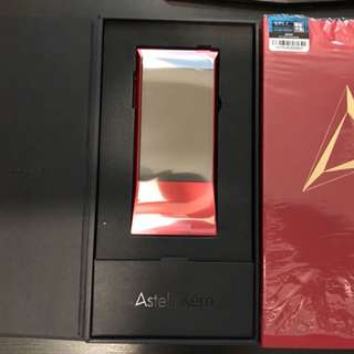 Astell & Kern AK Jr Iconic Red Special Edition