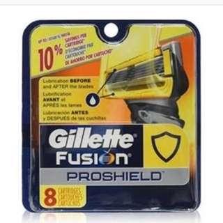 Gilette prosheild 8