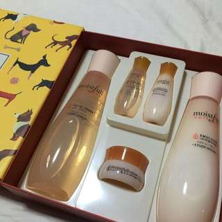 Etude House Moistfull Collagen Skin Care Kit lucky puppy
