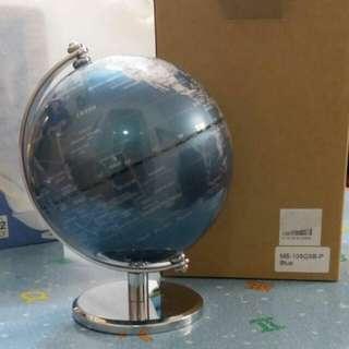 金屬地球儀5吋