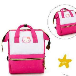 HELLO KITTY BACKPACK LARGE P339