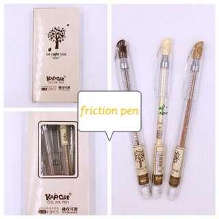 KapCat Gel Ink Friction Pen PREORDER