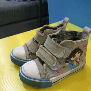 Dora The Explorer Baby Shoes