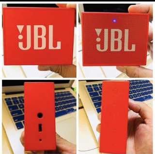 JBL bluetooth speaker with free silicone case