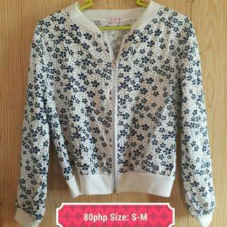 PYT Floral Jacket