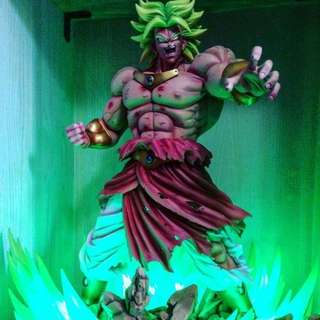 YUME X MRC DragonBall Z Legendary Super Saiyan Broly