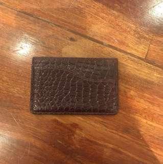 Fino leather ware