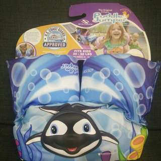 Puddle jumper 3D (kids life jacket)