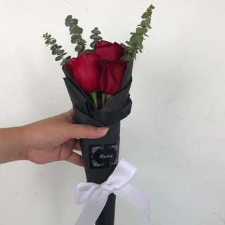3 Rose Bouquet