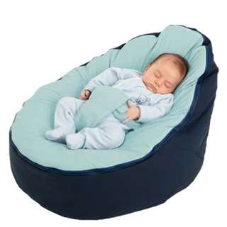 Bean Bag Children Sofa Chair Cover Without Fillings