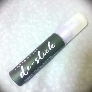 Urban Decay De-slick Setting Spray  (used once)