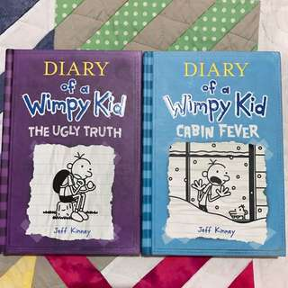 Diary of a Wimpy Kid Buku