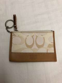 Coach Coin/Card Purse