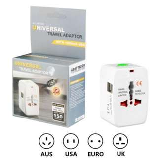 Travel adapter preorder