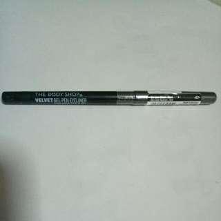 Brand New The Body Shop Velvet Gel Pen Eyeliner Stylo Gel (sealed)