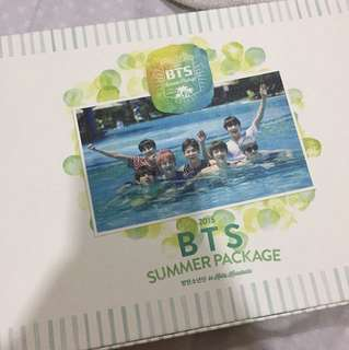 [Limited Edition] BTS Official Summer Package 2015