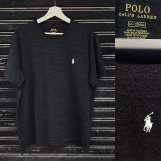Polo Ralph Lauren Tee Black Misty ORIGINAL