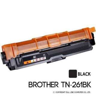 Brother TN 261 BK Remanufacture Cartridge