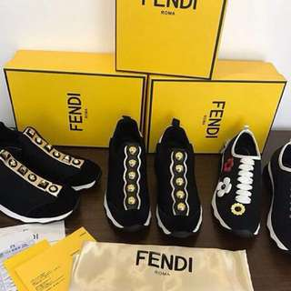 New fendi sneakers