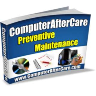 Computer Maintenance Guide eBook