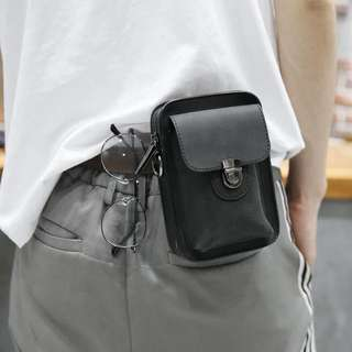 MENS WAIST POUCH SLING BAG