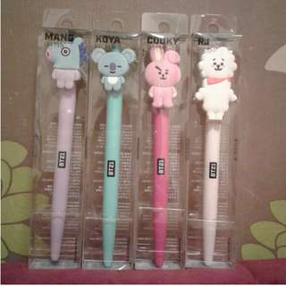 BT21 GEL PEN (official)