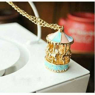 BN Carousel Necklace