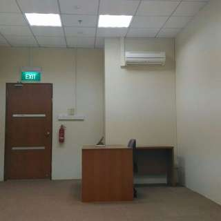 Kallang sector office rental