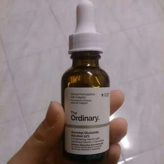 [SOLD OUT] The Ordinary Ascrobyl Glucoside Solution 12% (stabilized vitamin c)