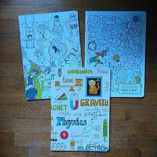 A4 Notebook