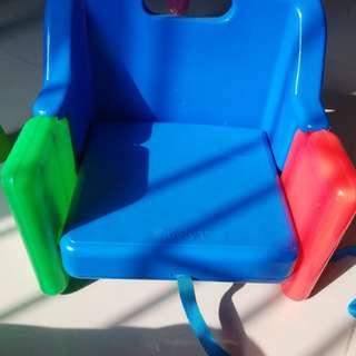 Safety1st  摺合式 baby Dining chair食飯櫈 椅