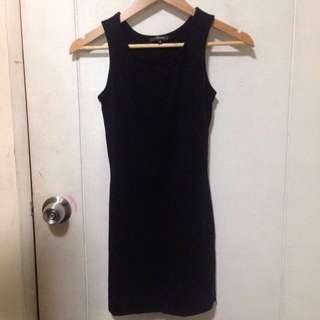 Bershka little black dress