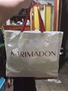 Karimadon (White with Gold in light) Gown