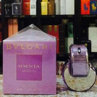 BVLGARI COLLECTION: AUTHENTIC US TESTERS