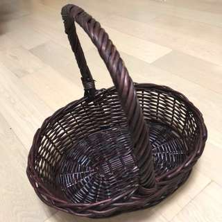 Cane Basket 藤籃