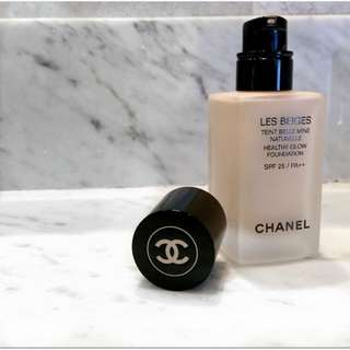 Chanel les Beige Foundation