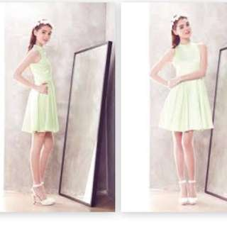 Twenty Mint Green Dress One Piece Dress