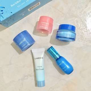 Laneige Delights Pop Best Seller Trial Kit