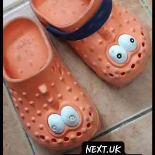 Next.Uk sandle croc UNISEX