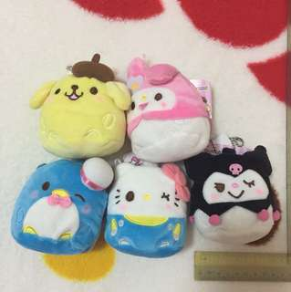 Sanrio Characters small pouch