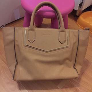 Charles and Keith 手袋(正貨/70%新)
