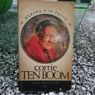 Corrie Ten Boom. Heroes of the Faith
