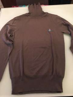 Vivien Westwood turtle neck knitwear size s