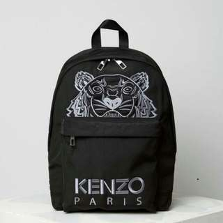 KENZO LARGE TIGER BACKPACK 30x40CM